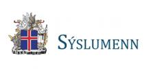 Syslumenn-logo